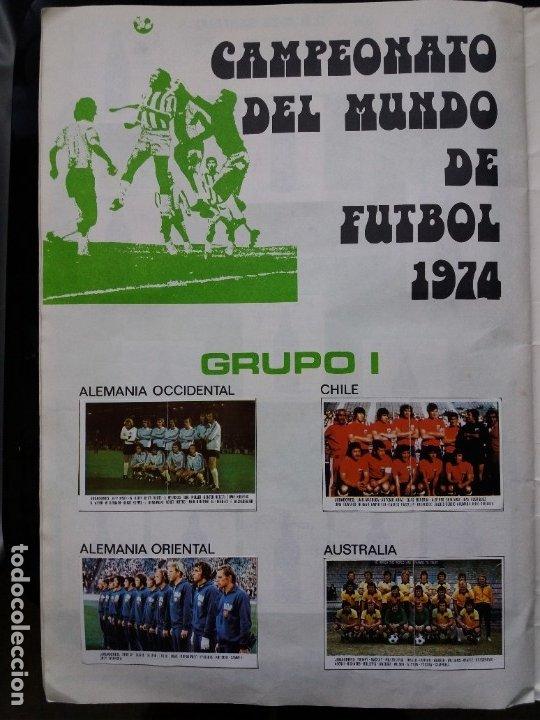 Coleccionismo deportivo: ÁLBUM FÚTBOL XIBECA SPORT. CERVEZAS DAMM. 1973. INCOMPLETO, FALTAN 5 CROMOS. - Foto 21 - 178289618