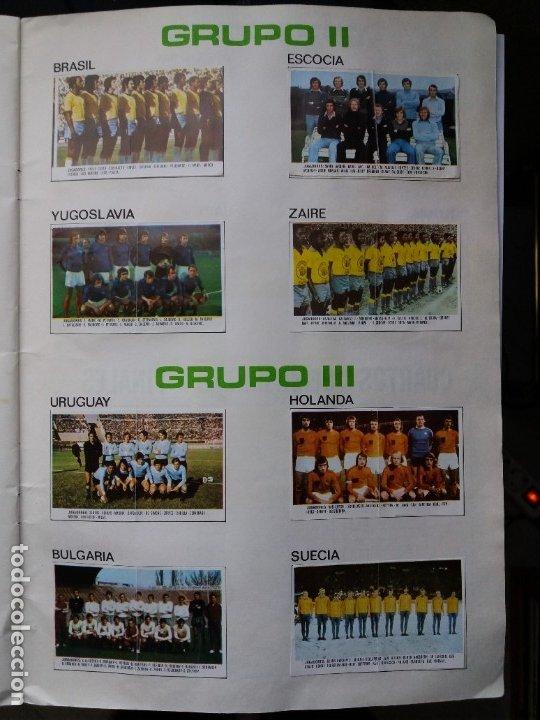 Coleccionismo deportivo: ÁLBUM FÚTBOL XIBECA SPORT. CERVEZAS DAMM. 1973. INCOMPLETO, FALTAN 5 CROMOS. - Foto 22 - 178289618