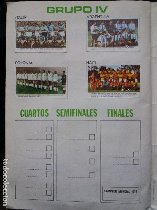 Coleccionismo deportivo: ÁLBUM FÚTBOL XIBECA SPORT. CERVEZAS DAMM. 1973. INCOMPLETO, FALTAN 5 CROMOS. - Foto 23 - 178289618