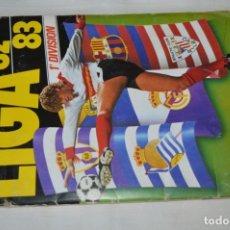 Coleccionismo deportivo: ANTIGUO Y VINTAGE - ÁLBUM LIGA 82-83 / ÁLBUM ESTE LIGA 1982/83 - LIGA 82/83 1ª DIVISIÓN - ¡MIRA!. Lote 178557215