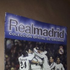 Coleccionismo deportivo: REAL MADRID 00 2001 PANINI. Lote 178611662