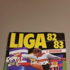 Coleccionismo deportivo: ALBUM VACIO PLANCHA LIGA ESTE 82 83 1982 1983 NUNCA TUVO CROMOS. Lote 178638915