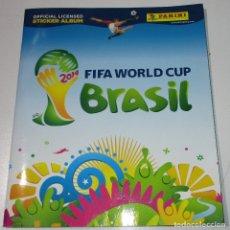 Coleccionismo deportivo: ÁLBUM CROMOS MUNDIAL DE FÚTBOL FIFA WORLD CUP BRASIL 2014 PANINI CON SOLO 6 CROMOS. Lote 178731137