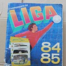 Coleccionismo deportivo: ALBUM DE LA LIGA 1984-85 - 84 85 DE CROMOS CANO - 55 DOBLES VER FOTOS. Lote 178821416