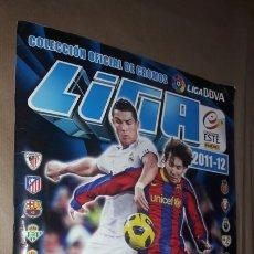 Coleccionismo deportivo: LUGA 2011 2012 11 12 ESTE FALTAN 15 CON DOBLES Y COLOCAS. Lote 178826240
