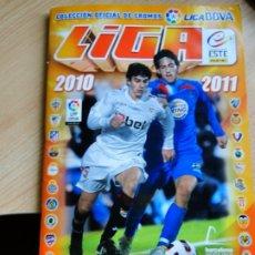 Coleccionismo deportivo: EDICIONES ESTE 2010-11 CONTIENE 515 CROMOS. Lote 178908017