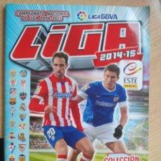Coleccionismo deportivo: EDICIONES ESTE 2014-15 , CON 514 CROMOS. Lote 178908930