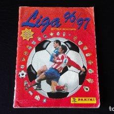 Coleccionismo deportivo: ALBUM CROMOS LIGA 96/97. Lote 179018048