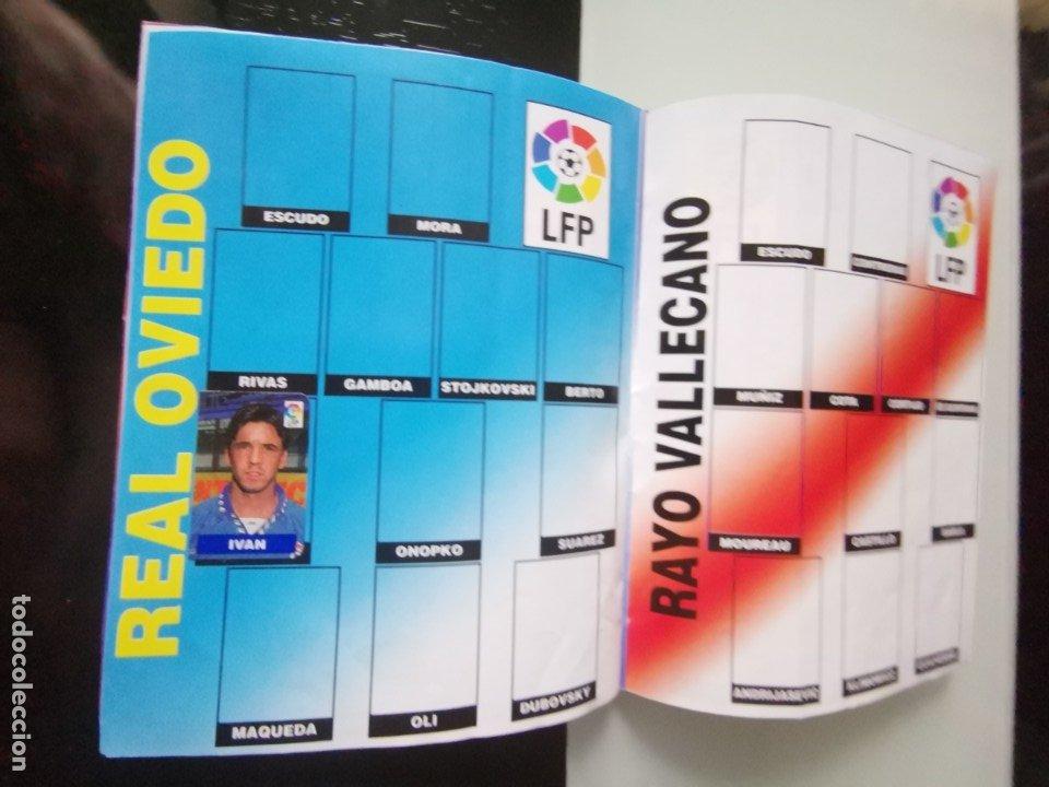 Coleccionismo deportivo: ALBUM CROMOS FÚTBOL CHICLE CAMPEÓN LIGA 96 97 - SOCCER CHEWING GUM ALBUM - Foto 8 - 179053303