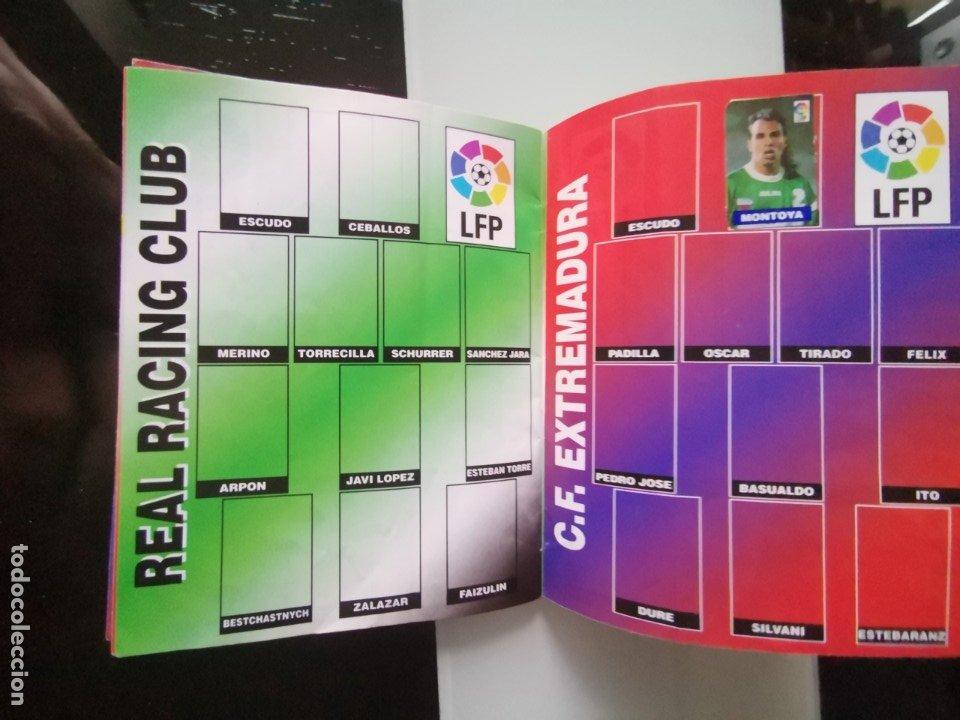 Coleccionismo deportivo: ALBUM CROMOS FÚTBOL CHICLE CAMPEÓN LIGA 96 97 - SOCCER CHEWING GUM ALBUM - Foto 11 - 179053303