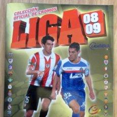 Coleccionismo deportivo: ALBUM LIGA EDICIONES ESTE 2008 2009 170 CROMOS. Lote 179095243