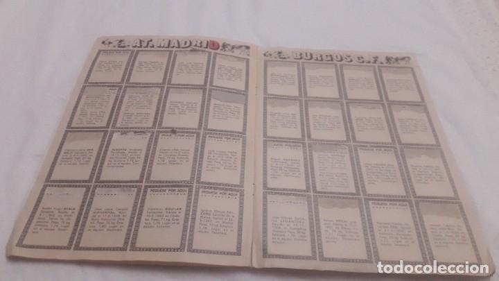 Coleccionismo deportivo: ÁLBUM DE LA LIGA 1976-77 DE ESTE VACÍO - Foto 3 - 179097607