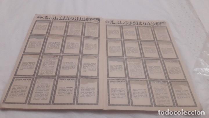 Coleccionismo deportivo: ÁLBUM DE LA LIGA 1976-77 DE ESTE VACÍO - Foto 8 - 179097607