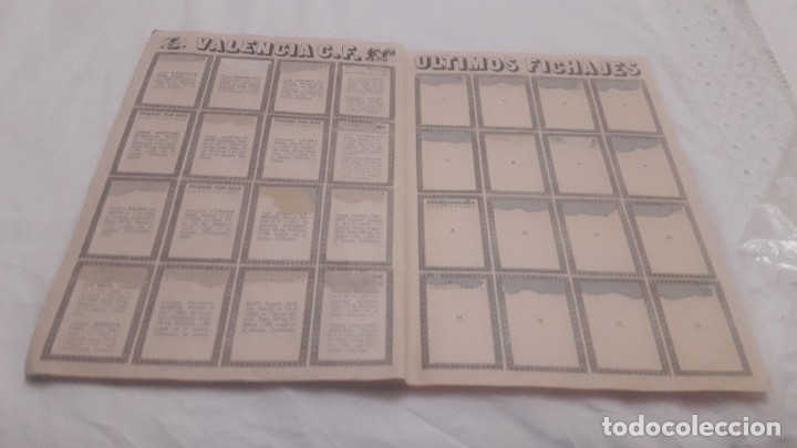 Coleccionismo deportivo: ÁLBUM DE LA LIGA 1976-77 DE ESTE VACÍO - Foto 11 - 179097607