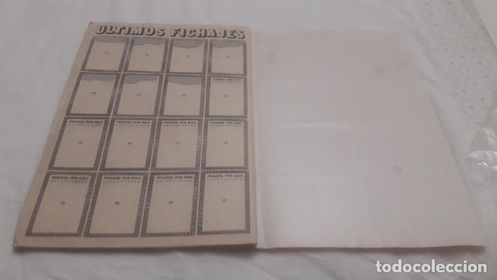 Coleccionismo deportivo: ÁLBUM DE LA LIGA 1976-77 DE ESTE VACÍO - Foto 12 - 179097607