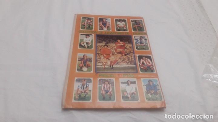 Coleccionismo deportivo: ÁLBUM DE LA LIGA 1976-77 DE ESTE VACÍO - Foto 13 - 179097607