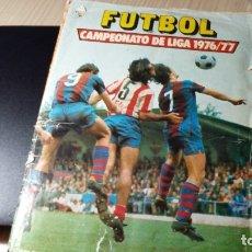 Coleccionismo deportivo: CAMPEONATO DE LIGA 1976/77 SOLO FALTAN 7 ULTIMOS FICHAJES TODOS EQUIPOS COMPLETOS. Lote 179110656