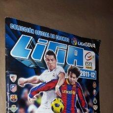 Coleccionismo deportivo: LIGA 2011 2012 11 12 ESTE. Lote 179147673