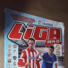 Coleccionismo deportivo: LIGA 2014 2015 14 15 ESTE ALGÚN CROMO SIN PEGAR. Lote 179182513