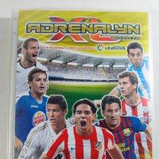 Coleccionismo deportivo: ALBUM CROMOS FUTBOL. PANINI. ADRENALYN XL 2011 – 12. Lote 179217052