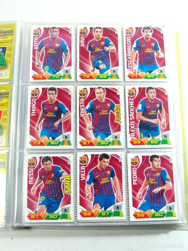 Coleccionismo deportivo: ALBUM CROMOS FUTBOL. PANINI. ADRENALYN XL 2011 – 12 - Foto 2 - 179217052