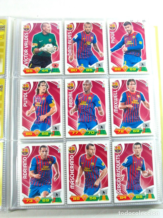 Coleccionismo deportivo: ALBUM CROMOS FUTBOL. PANINI. ADRENALYN XL 2011 – 12 - Foto 3 - 179217052