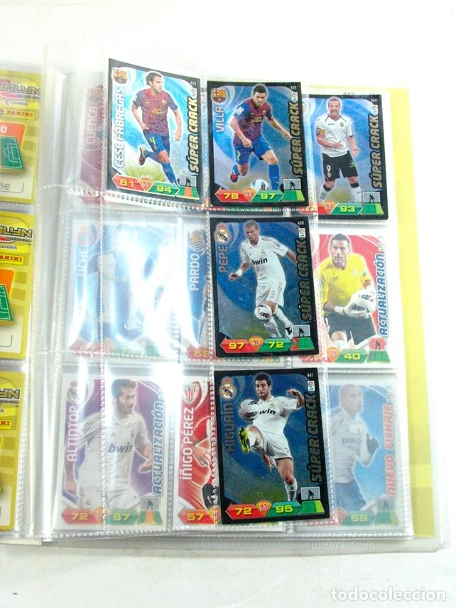 Coleccionismo deportivo: ALBUM CROMOS FUTBOL. PANINI. ADRENALYN XL 2011 – 12 - Foto 4 - 179217052