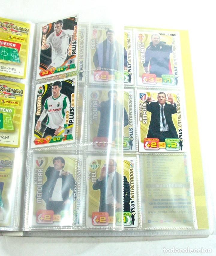Coleccionismo deportivo: ALBUM CROMOS FUTBOL. PANINI. ADRENALYN XL 2011 – 12 - Foto 5 - 179217052