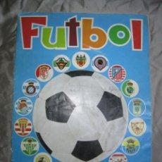 Coleccionismo deportivo: FUTBOL. CAMPEONATO LIGA 1975-1976 75-76. MAGA. ALBUM CON 372 CROMOS. Lote 180099973