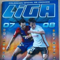 Coleccionismo deportivo: EDICIONES ESTE 2007-08 TODAS LAS FOTOS EN EL INTERIOR. Lote 180141392