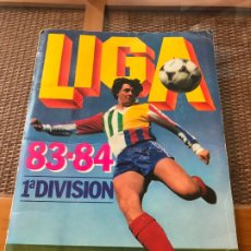 Coleccionismo deportivo: ÁLBUM LIGA ESTE 83-84 TODAS LAS FOTOS . Lote 180173056
