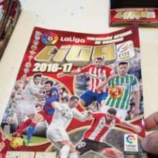Coleccionismo deportivo: G-OJU32 ÁLBUM VACIO SIN CROMOS 2016 2017 16 17 ESTE PANINI LALIGA LIGA . Lote 180509720
