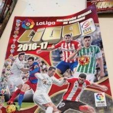 Coleccionismo deportivo: G-OJU32 ÁLBUM VACIO SIN CROMOS 2016 2017 16 17 ESTE PANINI LALIGA LIGA . Lote 180509745
