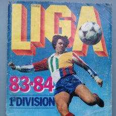Coleccionismo deportivo: ALBUM FUTBOL EDIC ESTE 83 84 1983 1984 MUY COMPLETO CON 333 CROMOS INCLUYE 22 FICHAJES. Lote 180856855