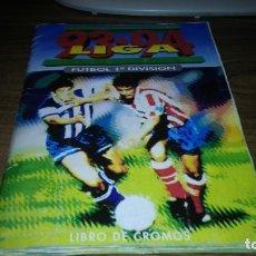 Coleccionismo deportivo: EDICIONES ESTE 1993 1994 93 94 - ALBUM CON 341 CROMOS (SOLO ESTAN VACIAS 15 CASILLAS DE LOS FICHAJES. Lote 180872740