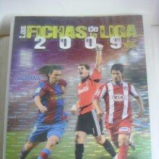 Coleccionismo deportivo: ALBUN DE CROMOS INCOMPLETO FICHAS DE LA LIGA 2009 DE MC FALTANº-270. Lote 180884501