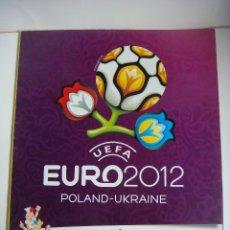Coleccionismo deportivo: ALBUN DE CROMOS VACIO DE EURO 2012 POLAND-UKRAINE DE PANINI. Lote 180886820