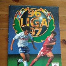 Coleccionismo deportivo: ALBUM DE CROMOS LIGA 96 97 EDICIONES ESTE CROMOS VERSION DIFICIL FICHAJE SECRETARIO HERRERO LOGROÑES. Lote 180887521