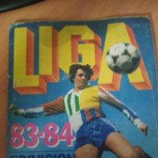 Coleccionismo deportivo: ALBUM ESTE 83/84 A FALTA DE ALGUN FICHAJE. Lote 180895882