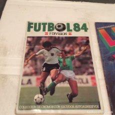 Coleccionismo deportivo: FÚTBOL 84. CROMOS CANO.. Lote 181193655
