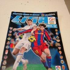 Colecionismo desportivo: G-OJU32 ALBUM VACIO SIN CROMOS ESTE LIGA PANINI 2011 2012 11 12 EL DE FOTO. Lote 181222873
