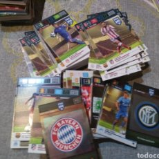 Coleccionismo deportivo: ADRENALYN FIFA 365 ( 250 FICHAS DE TODO TIPO , HAY REPES ). Lote 181410225