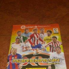 Coleccionismo deportivo: ADRENALYN 2016'-17. 371 CROMOS ÍDOLOS. SUPER CRACK. DIAMANTES ETC.... Lote 181647993