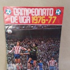 Coleccionismo deportivo: CAMPEONATO DE LIGA 1976-77. Lote 181815297