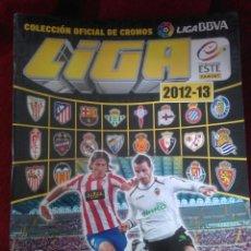 Coleccionismo deportivo: ALBUM LIGA ESTE 2012/2013. Lote 181869252