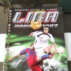 Coleccionismo deportivo: ÁLBUM CROMOS FÚTBOL LIGA ESTE 2006 2007 VACÍO. Lote 182435255