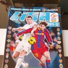 Coleccionismo deportivo: ÁLBUM CROMOS FÚTBOL LIGA ESTE 2011 2012 VACÍO. Lote 182435865