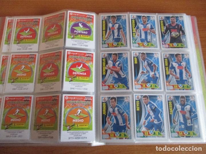 Coleccionismo deportivo: ALBUM DE CROMOS DE FUTBOL ADRENALYN XL TEMPORADA 2016/17 (BASTANTE COMPLETO CON 575 CROMOS) - Foto 19 - 182855247