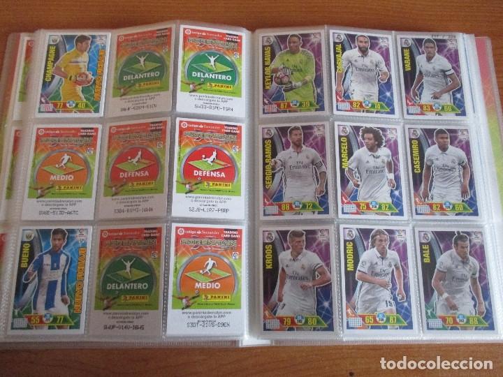 Coleccionismo deportivo: ALBUM DE CROMOS DE FUTBOL ADRENALYN XL TEMPORADA 2016/17 (BASTANTE COMPLETO CON 575 CROMOS) - Foto 26 - 182855247