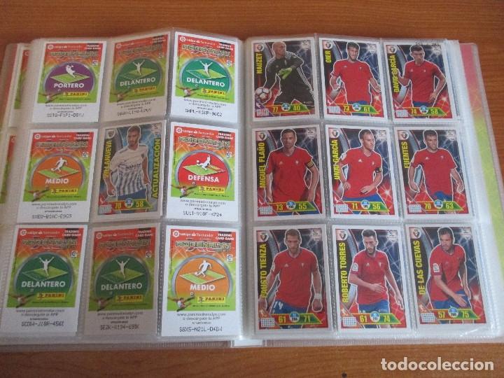 Coleccionismo deportivo: ALBUM DE CROMOS DE FUTBOL ADRENALYN XL TEMPORADA 2016/17 (BASTANTE COMPLETO CON 575 CROMOS) - Foto 30 - 182855247